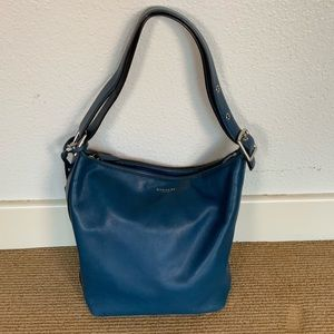 Coach Legacy Blue Handbag